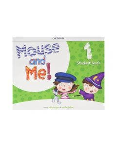 Mouse and Me! Level 1 Student Book Pack