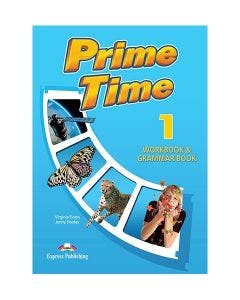 Prime Time Level 1 Workbook and Grammar Book