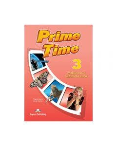 Prime Time Level 3 Workbook and Grammar Book