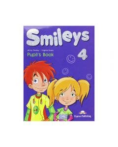Smileys Level 4 Pupil's Book