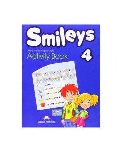 Smileys Level 4 Activity Book
