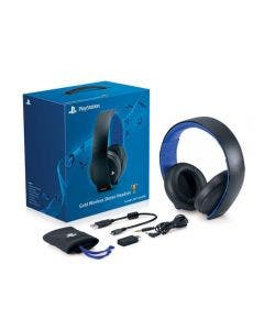 Auricular Sony PS4 Gold