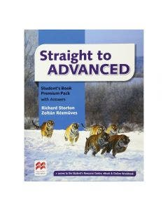 Straight to Advanced Student's Book Premium Pack with Key