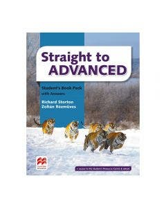 Straight to Advanced Workbook with Key and CD