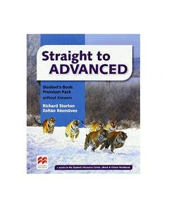 Straight to Advanced Student´s Book Premium Pack