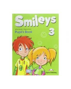 Smileys Level 3 Pupil's Book