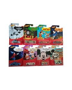 Hot Wheels Surtido Disney