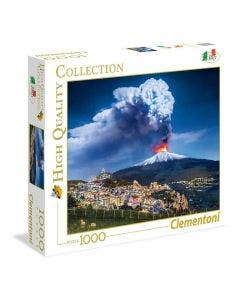 Clementoni Puzzle High Quality Collection Etna 1000 Piezas