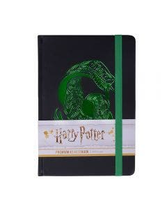 Harry Potter Libreta Slytherin