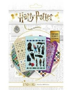 Set de 800 Stickers de Harry Potter