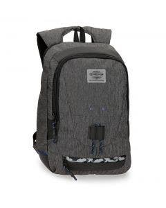 "Mochila adaptable para portatil 15,6"" - Pepe Jeans Raw"
