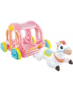 Carruaje pony inflable Intex