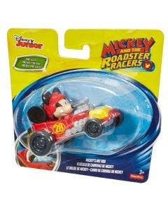 Fisher Price - Mickey vehiculos de metal