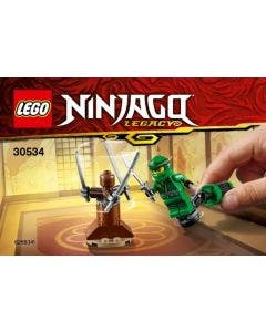 Lego ninjago ninja workout