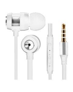Auriculares In Ear Volkano Alloy Blanco