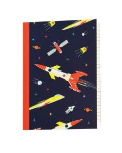 Cuaderno A5 The Space Age