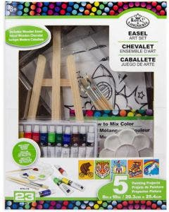 Royal & Langnickel Easel Art Set de 23 Piezas