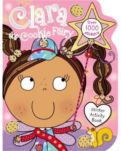 Clara The Cookie Fairy Sticker Activity