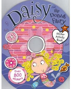 Daisy The Donut Fairy Sticker Activity