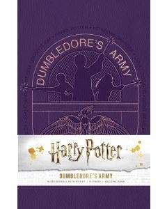 Harry Potter: Dumbledore's Army Hardcover Ruled Journal