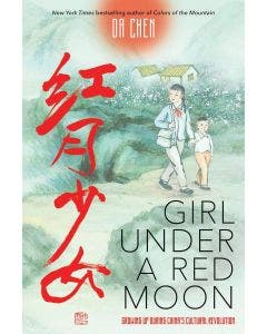 Girl Under A Red Moon -Scholastic