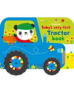 Baby's Very Firs Tractor Book