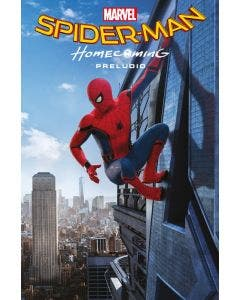 Spiderman Homecoming Preludio Panini