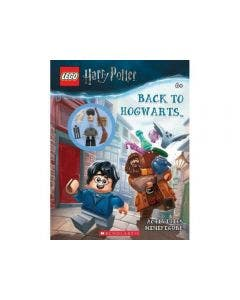 Vamos a Hogwarts Harry Potter Lego