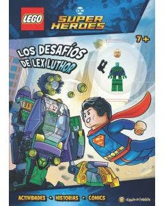 Los Desafios De Lex Luthor DC Super Hero