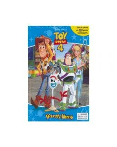 Divertilibros Toy Story 4