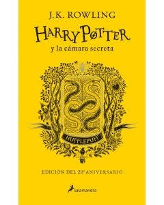 Harry Potter y la Cámara Secreta Hufflepuff