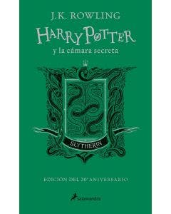 Harry Potter y la Cámara Secreta Slytherin