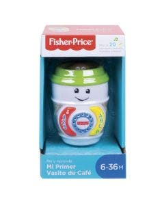 Fisher Price Mi primer Vasito de Cafe