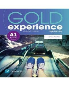Gold Experience A1 Student Book With Online Practice Pack