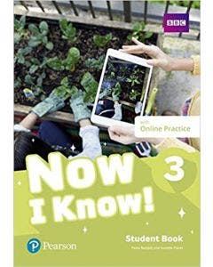 Now I Know 3 Student Book With Online Practice