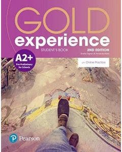 Gold Experience A2+ 2nd Edition Student Book Pearson