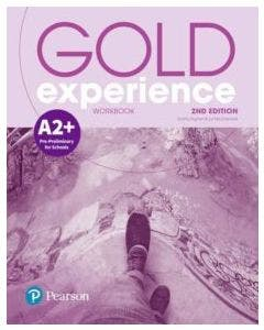 Gold Experience A2+ 2nd Edition Workbook Pearson
