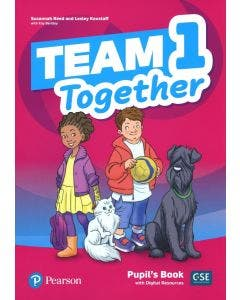 Team Together 1 Pupil's Book With Digital Resourses Pack Pearson