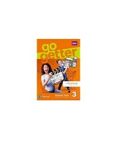 Go Getter 3 Student Book With Myenglishlab - Pearson