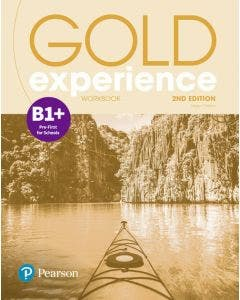 Gold Experience B1+ 2nd Edition Workbook Pearson