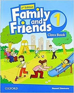 Family and Friends 1 Class Book 2nd Edition Oxford