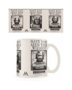 Taza termica Wanted Sirius Black - Harry Potter