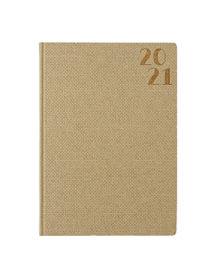 Agenda 2021 Semanal Cangini Filippi Boston Beige