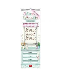 Calendario de pared 2021 Home sweet home