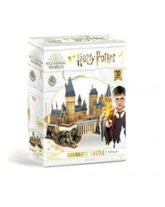 Puzzle 3D Harry Potter Castillo