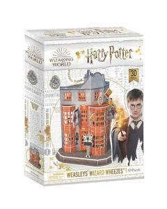 Puzzle 3D Harry Potter - Weasleys Wizard Wheezes