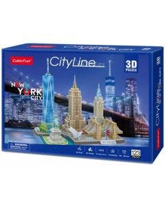 Puzzle 3D - New York