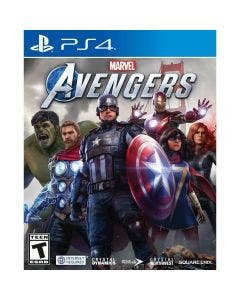 Juego Marvel Avengers