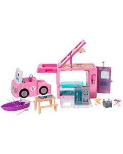 Barbie 3-en-1 Dream Camper