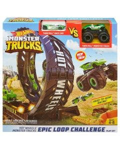 Hot Wheels - Monster trucks